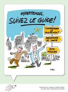 18 décembre déclarée «Journée nationale de l'hypertension artérielle» dans Agenda hypertendus-suivez-le-guide--222x300